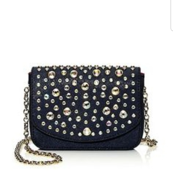 NWT Juicy Couture Sophia Mini Stones Bag 9db32b93ba15
